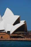 Teatro de la ópera de Sydney Imagen de archivo libre de regalías