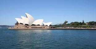 Teatro de la ópera de Sydney, Australia Fotos de archivo libres de regalías