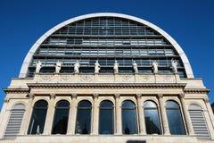 Teatro de la ópera famoso en Lyon Foto de archivo libre de regalías