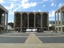 Teatro de la ópera Nueva York Imagenes de archivo