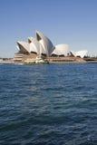 Teatro de la ópera Sydney Fotos de archivo libres de regalías