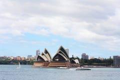 Teatro de la ópera - Sydney foto de archivo