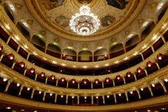 Teatro de la ópera y de ballet de Odessa Fotos de archivo