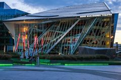 Teatro de la energía de Bord Gais dublín irlanda Imagenes de archivo
