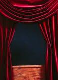 Teatro de la marioneta Fotografía de archivo libre de regalías
