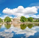 Teatro de la ópera, Stuttgart, Alemania Fotografía de archivo libre de regalías
