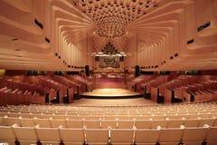 Teatro de la ópera Sydney Foto de archivo libre de regalías