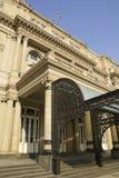 Teatro de los dos puntos, Buenos Aires, la Argentina Imágenes de archivo libres de regalías