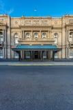 Teatro de los dos puntos en Buenos Aires, la Argentina Fotos de archivo