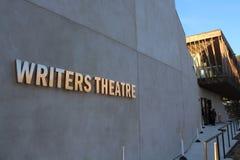 Teatro de los escritores en Glelcoe, Illinois, diseñada por Jeanne Gang de los arquitectos de la cuadrilla del estudio Imagenes de archivo