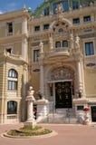 Teatro de Mónaco Imagen de archivo
