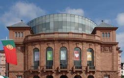 Teatro de Maguncia fotografía de archivo libre de regalías