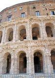 Teatro de Marcello Imagens de Stock Royalty Free