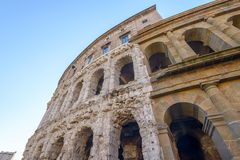 Teatro de Marcello Fotos de Stock Royalty Free