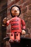 Teatro de marionetas Imagenes de archivo