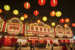 Teatro de Opera do chinês Fotografia de Stock Royalty Free