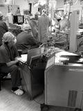 Teatro de operación Fotos de archivo