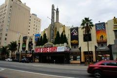 Teatro de Pantages imagens de stock royalty free