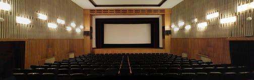 Teatro de película clásico Fotografía de archivo libre de regalías