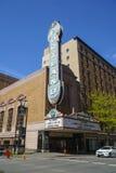 Teatro de Portland - Arlene Schnitzer Concert Hall - PORTLAND - OREGON - 16 de abril de 2017 Foto de archivo libre de regalías