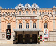 Teatro de Romea in Murcia Royalty Free Stock Image
