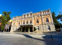 Teatro DE Romea in Murcia, Spanje Stock Foto's