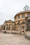 Teatro de Sheldonian. Oxford, Inglaterra fotos de stock royalty free