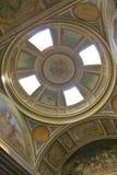 Teatro de Torlonia del chalet en Roma Imagenes de archivo