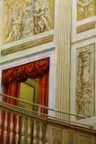 Teatro de Torlonia del chalet en Roma Fotos de archivo libres de regalías