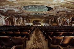 Teatro de variedad - Cleveland, Ohio imagen de archivo libre de regalías