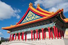 Teatro de variedades nacional de Taiwán Fotos de archivo libres de regalías