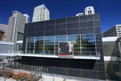 Teatro de YBCA, San Francisco Fotografia de Stock