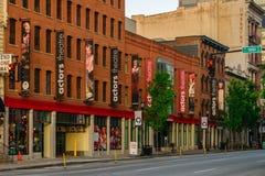 Teatro degli attori di Louisville Fotografia Stock Libera da Diritti