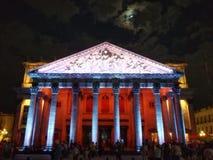 Teatro Degollado obrazy royalty free