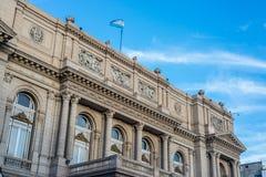 Teatro dei due punti a Buenos Aires, Argentina fotografie stock libere da diritti