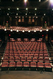 teatro dei posti vuoti Immagini Stock Libere da Diritti