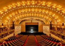 Teatro del auditorio Imágenes de archivo libres de regalías