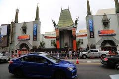 Teatro del chino del TCL Fotos de archivo