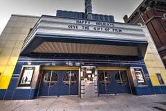 Teatro del condado Imagen de archivo