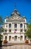 Teatro del estado en Kosice, Eslovaquia Fotos de archivo libres de regalías