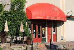 Teatro del estudio en Perth Fotografía de archivo libre de regalías