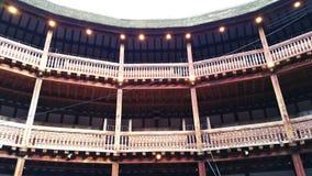 Teatro del globo foto de archivo