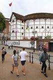 Teatro del globo Imagen de archivo