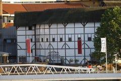 Teatro del globo dello Shakespeare Fotografia Stock