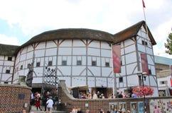 Teatro del globo di Shakespeare Immagine Stock Libera da Diritti