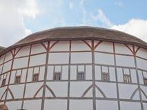 Teatro del globo, Londra Fotografia Stock Libera da Diritti