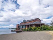Teatro del Lago Royaltyfri Fotografi