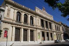 Teatro del Libertador Royalty Free Stock Photography