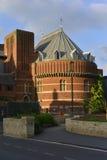 Teatro del monumento de Shakepeare Imágenes de archivo libres de regalías