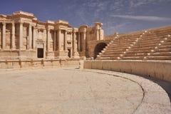 Teatro del Palmyra imagenes de archivo
